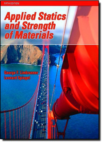9780131946842: Applied Statics and Strength of Materials (5th Edition)