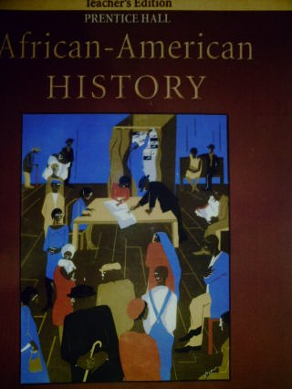 African-American History, Teacher's Edition, Hardcover Text Only: Hine, Hine, Harrold