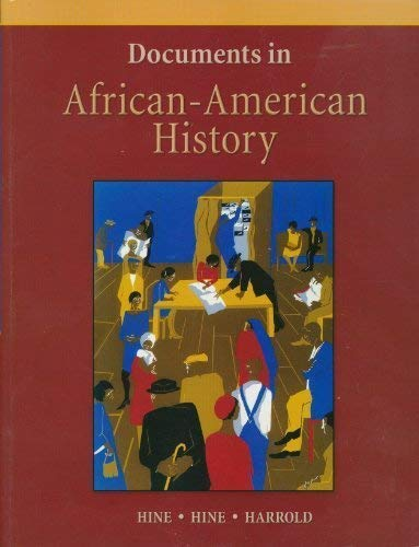 9780131947320: Documents in African-american History