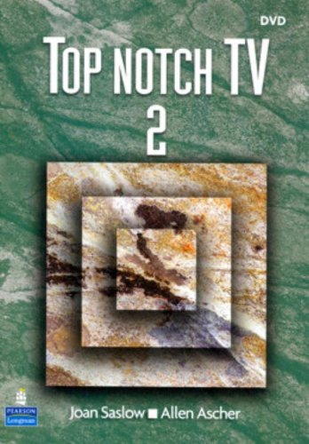 9780131947436: Top Notch 2 TV (DVD) with Activity Worksheets: Level 2