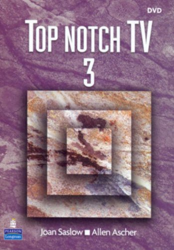 9780131947443: Top Notch 3 TV with Activity Worksheets