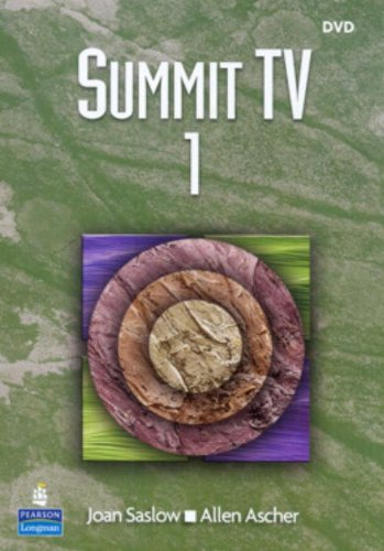 9780131947450: Summit 1 TV Video Program, DVD with Activity Worksheets: Level 1 (Top Notch)