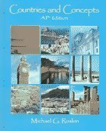 9780131947511: Countries And Concepts: AP Edition