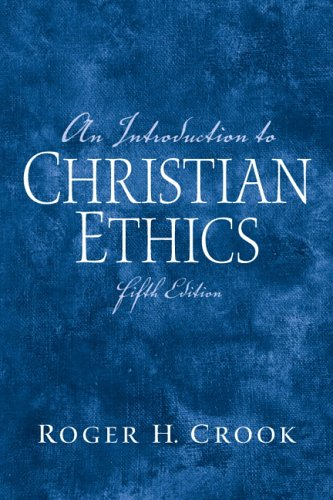 9780131947948: An Introduction to Christian Ethics