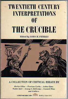 "9780131948525: Arthur Miller's ""The Crucible"" (20th Century Interpretations)"