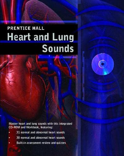 9780131949003: Prentice Hall Heart and Lung Sounds