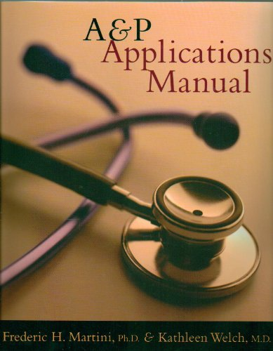 9780131949263: A & P Applications Manual