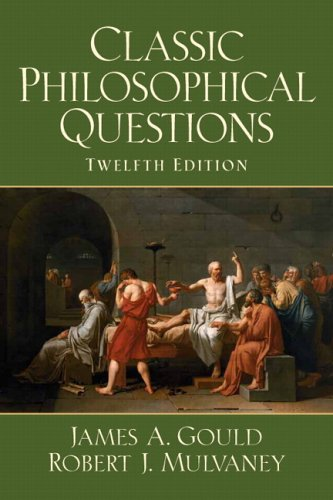 9780131949614: Classic Philosophical Questions (12th Edition)