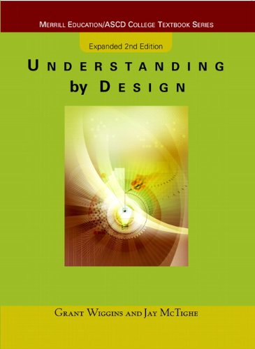 9780131950849: Understanding by Design (Merrill Education/ASCD College Textbooks)