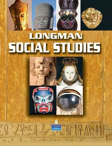 9780131953918: Value Pack, Longman Social Studies Student Book and Workbook