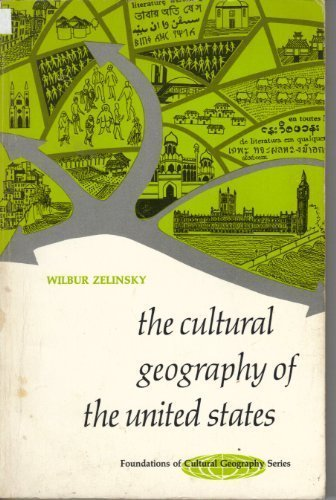 9780131954953: Cultural Geography of the United States (Foundations of Cultural Geography Series)