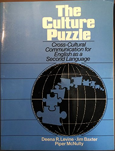 9780131955202: The Culture Puzzle: Cross-Cultural Communication for English as a Second Language