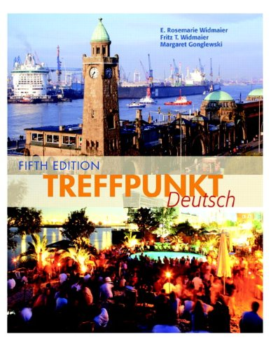 9780131955462: Treffpunkt Deutsch: Grundstufe (5th Edition)