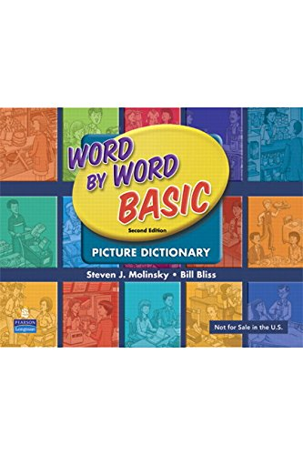9780131956049: Word By Word Basic Picture Dictionary - International