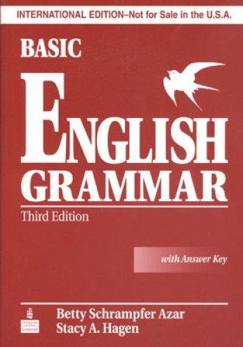 9780131957343: Basic English Grammar (Azar English Grammar)