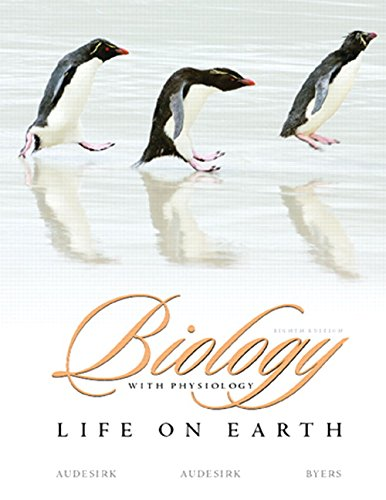 9780131957664: Biology: Life on Earth with Physiology (8th Edition)