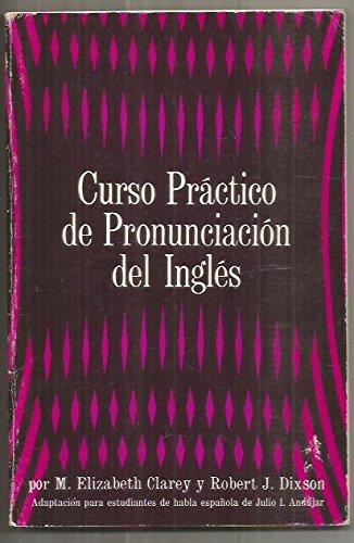9780131957855: Curso Practico De Pronunciacion Del Ingles