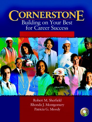 9780131958258: Cornerstone: Building on Your Best for Career Success: With Video Cases
