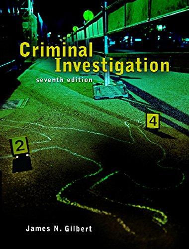 9780131962071: Criminal Investigation (7th Edition)