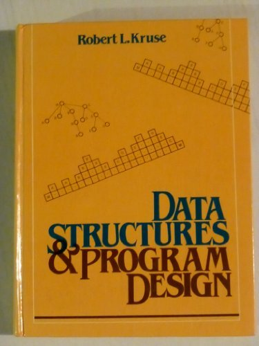 9780131962538: Data Structures and Program Design (Prentice-Hall software series)