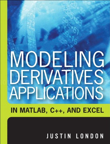 9780131962590: Modeling Derivatives Applications in Matlab, C++, and Excel