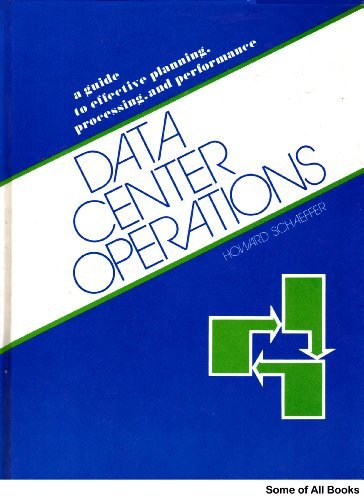 9780131963603: Data Centre Operations