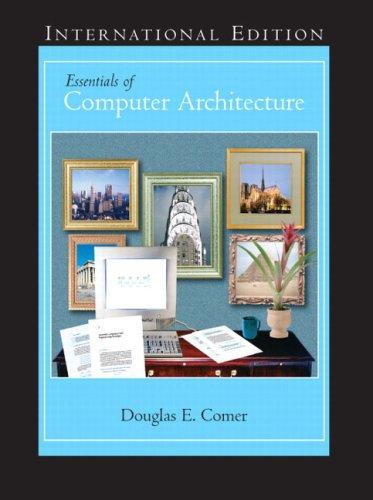 9780131964266: Essentials of Computer Architecture
