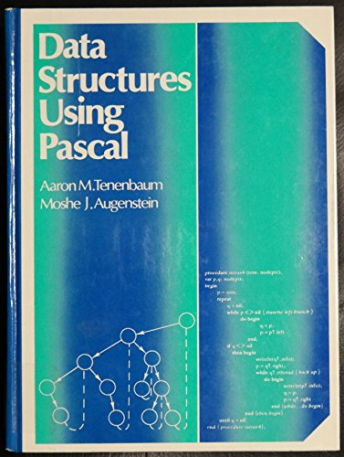 9780131965010: Data Structures Using Pascal