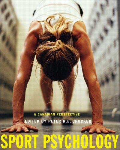 9780131965720: Crocker:Sport Psychology Canad _p1