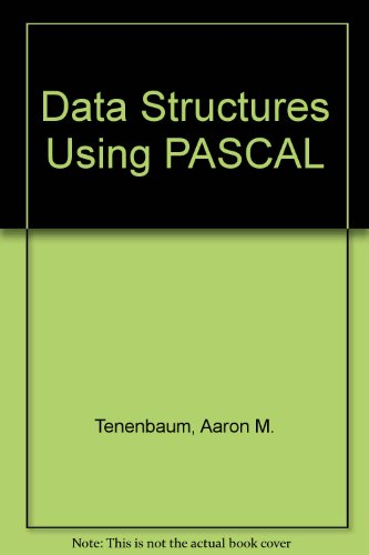 9780131966840: Data Structures Using PASCAL