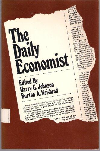 9780131967175: Daily Economist