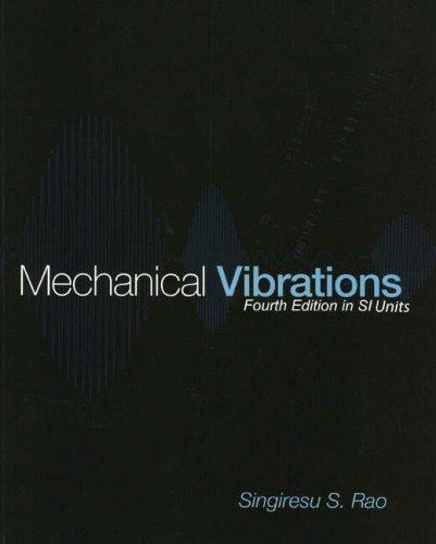 9780131967519: Mechanical Vibrations SI: SG AD American English Adaptation