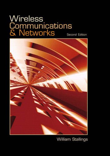 9780131967908: Wireless Communications and Networks