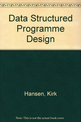 9780131968417: Data Structured Program Design