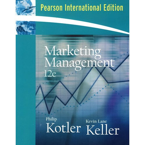 9780131968530: Marketing Management