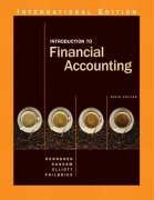Introduction to Financial Accounting: Sundem, Gary; Elliott,