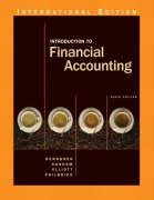 9780131968752: Introduction to Financial Accounting: International Edition