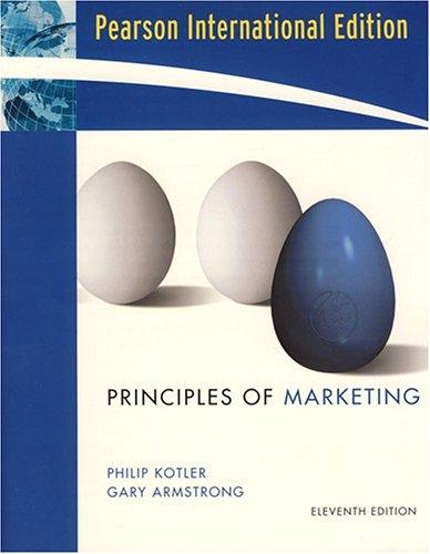 9780131968790: Principles of Marketing