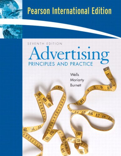 9780131968813: Advertising: Principles and Practice (7th Edition) IE
