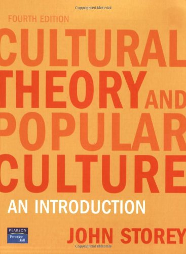 9780131970687: Cultural Theory and Popular Culture : An Introduction