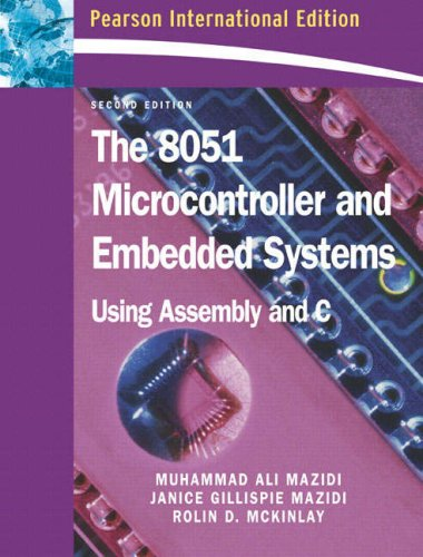 9780131970892: The 8051 Microcontroller and Embedded Systems: International Edition