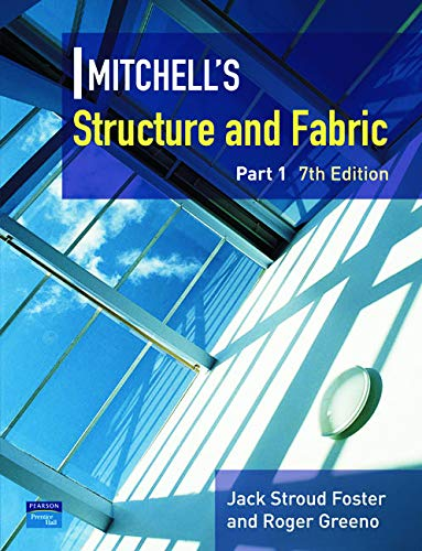 9780131970946: Mitchell's Structure & Fabric Part 1 (Mitchell's Building Series) (Pt. 1) (Arabic Edition)