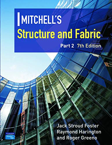 9780131970960: Mitchell's Structure & Fabric Part 2 (Mitchell's Building Series) (Pt. 2)