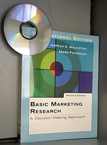 9780131971219: Basic Marketing Research (International Edition)