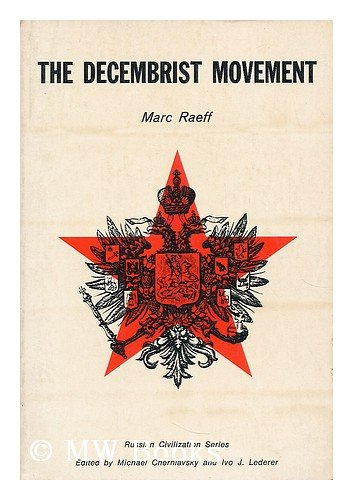 9780131971455: The Decembrist Movement