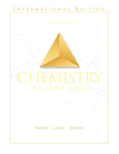 9780131972704: Chemistry: The Central Science: International Edition