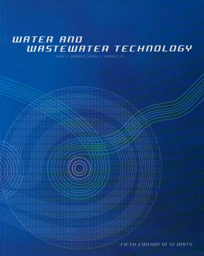 9780131973077: Water and Wastewater Technology