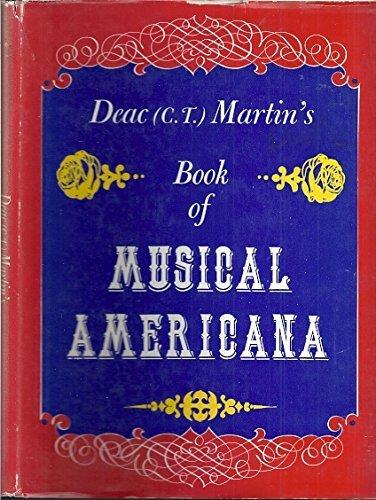 9780131973923: Deac Martin's book of musical Americana,