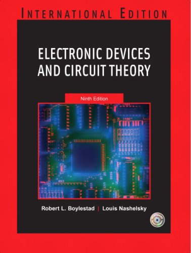 9780131974081: Electronic Devices and Circuit Theory: International Edition
