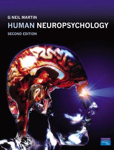 9780131974524: Human Neuropsychology